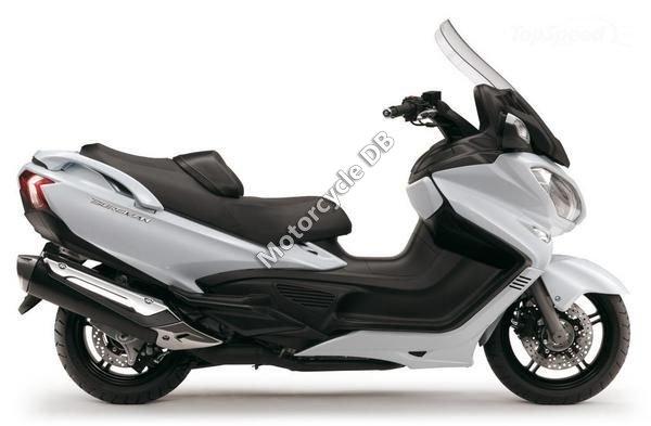 Suzuki Burgman 650 ABS 2014 23571