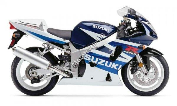 Suzuki GSX-R 600 2003 3960