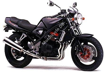 Suzuki Bandit 400 1991 6831