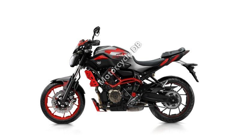 Yamaha MT-07 Moto Cage 2017 26034