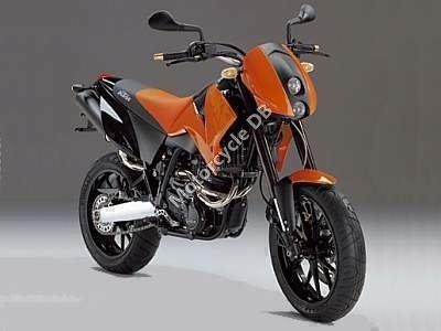 KTM Duke II 640 2001 8257