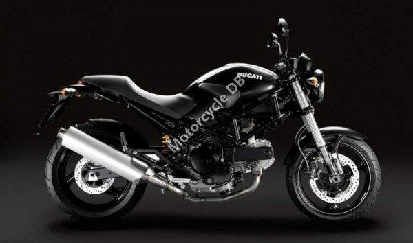 Ducati Monster 695 2007 1206