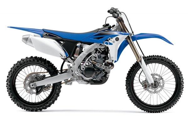 Yamaha YZ250F 2012 21981