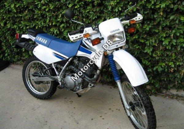 Yamaha XT 350 (reduced effect) 1988 13019