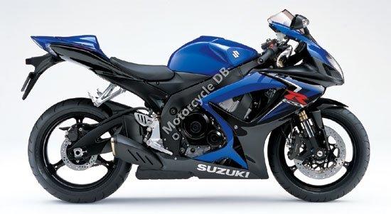 Suzuki GSX-R 600 2007 2046