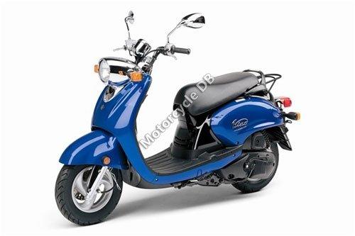 Yamaha Vino 125 2008 3034