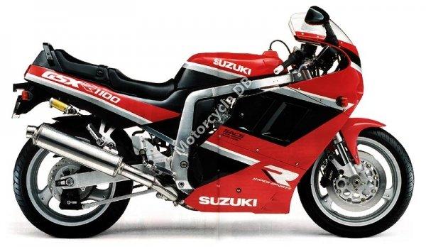 Suzuki GSX-R 1100 1990 10296