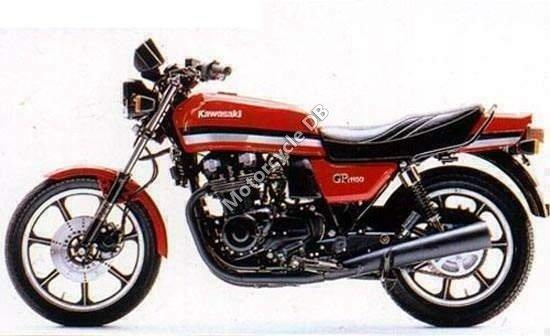 Kawasaki Z 1100 GP 1982 17465