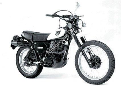 Yamaha XT 500 1980 10514