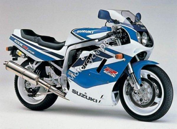 Suzuki GSX-R 750 1991 3964