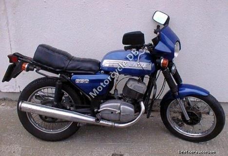 Jawa 350 Type 634.6 1981 13223