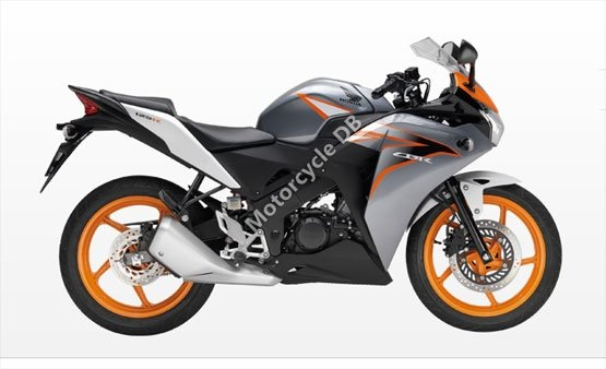 Honda CBR125R 2011 6213