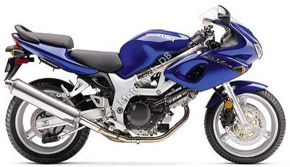 Suzuki SV 650 S 2001 28017