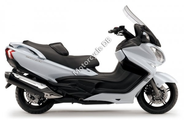 Suzuki Burgman 650 ABS 2013 23085