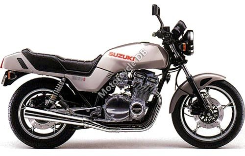 Suzuki GSX 1100 E 1982 8243