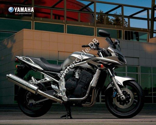 Yamaha FZ1 (2005)