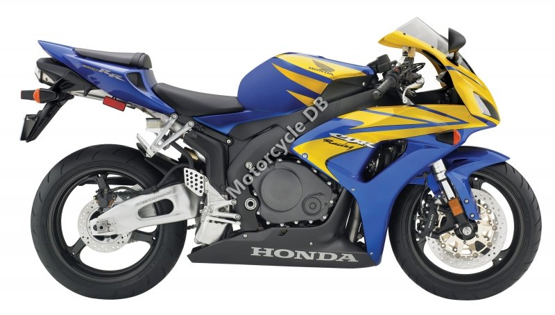 Honda CBR 1000 RR Fireblade 2007 29921