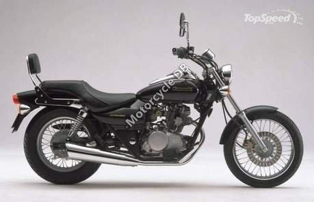 Kawasaki Eliminator 125 2000 14794