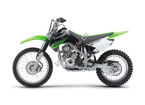 Kawasaki KLX 140L 2010 4297