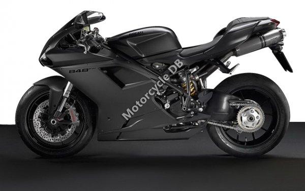 Ducati 848 EVO Dark 2013 23143