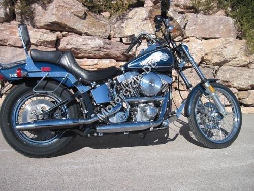 Harley-Davidson FXST 1340 Softail 1985 7239