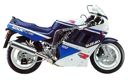 Suzuki GSX-R 1100 1989 12145