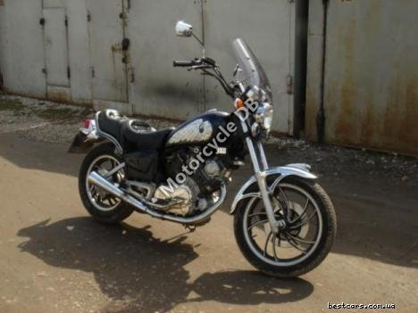 Yamaha XV 250 (reduced effect) 1991 13327
