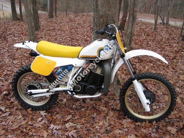 KTM 500 K 4 Enduro 1983 11920