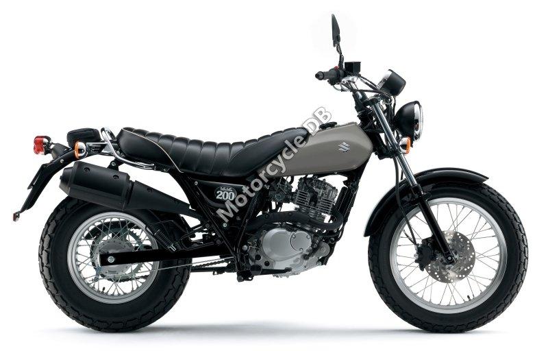 Suzuki VanVan 200 2016 28390