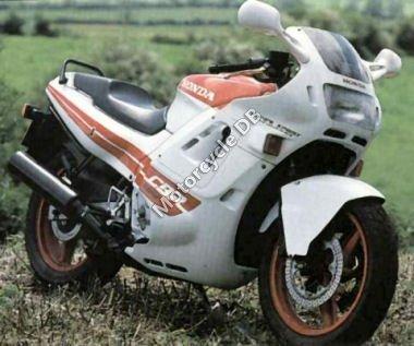 Honda CBR 600 F 1988 10749