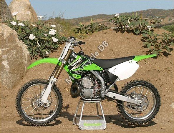 Kawasaki KX 250 2004 8144