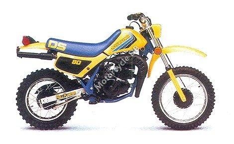 Suzuki DS 80 1988 10689