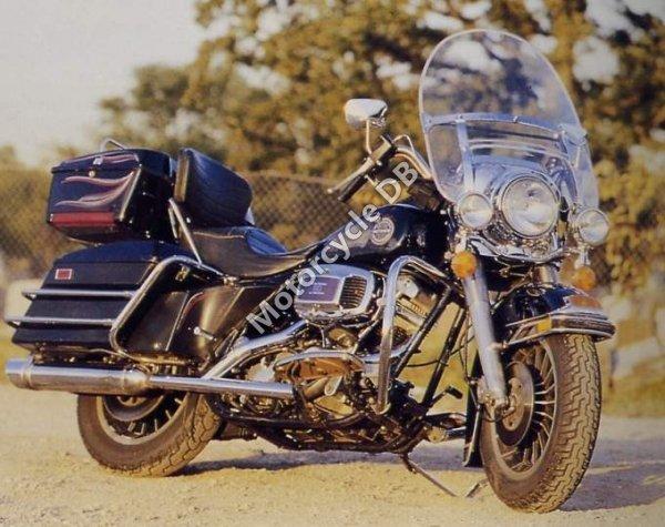 Harley-Davidson FLT 1340 Tour Glide 1981 6707
