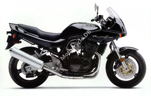 Suzuki GSF 1200 SA Bandit 1999 15643