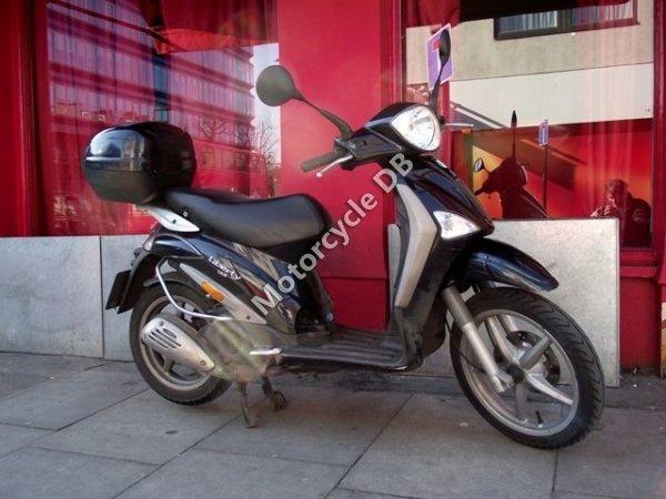 Piaggio Liberty 125 4 Stroke 2007 9142
