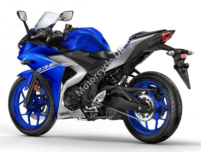 Yamaha YZF-R3 2017 25605
