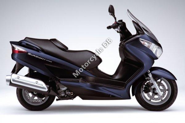 Suzuki Burgman 200 2009 17952