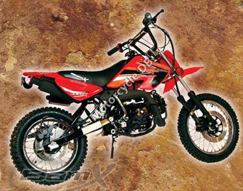 BamX BX200-DB Outback 2011 25174