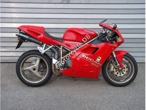 Ducati 916 Biposto 1996 16350