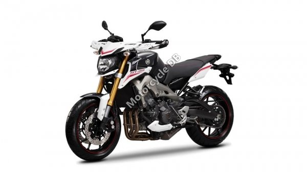 Yamaha MT-09 Street Rally 2014 23839