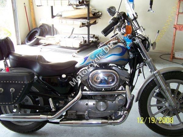Harley-Davidson Sportster 883 Hugger 1996 8758