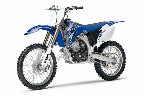 Yamaha YZ250F 2009 3893
