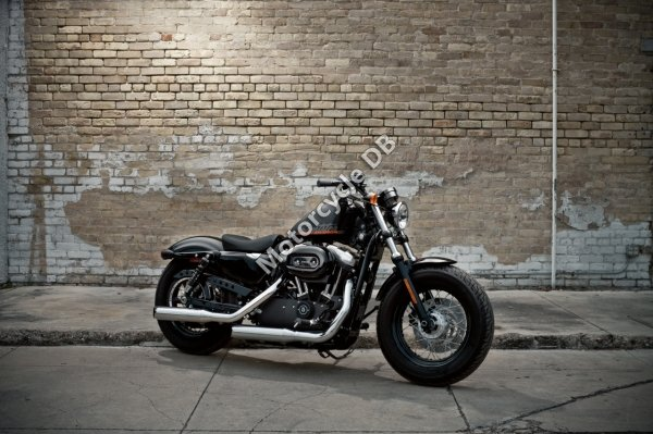 Harley-Davidson Sportster Forty-Eight Dark Custom 2013 22756