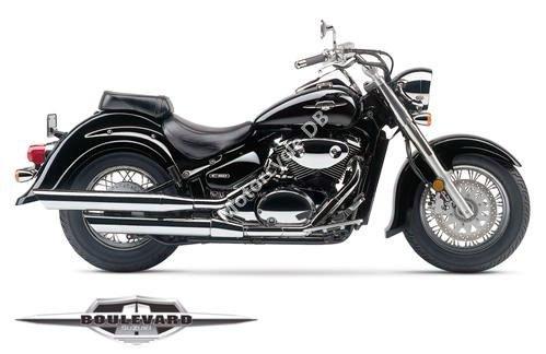 Suzuki Boulevard C50 Black 2005 5755