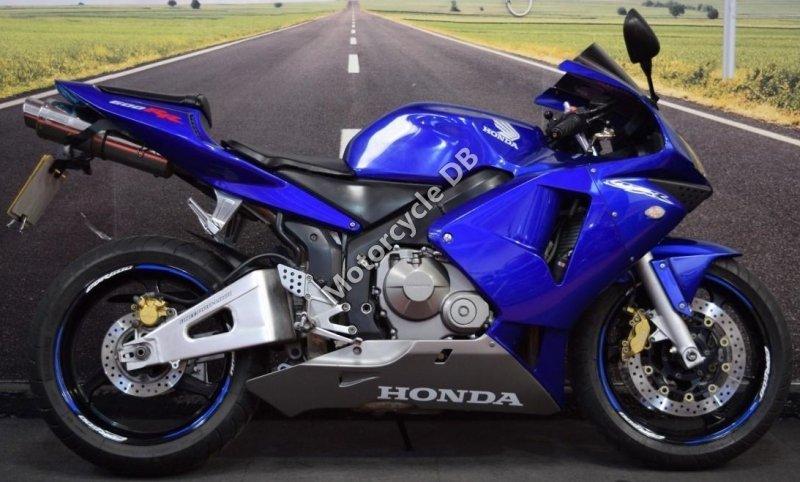 Honda CBR 600 RR 2003 29883