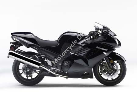 Kawasaki Ninja ZX-14 2006 5282