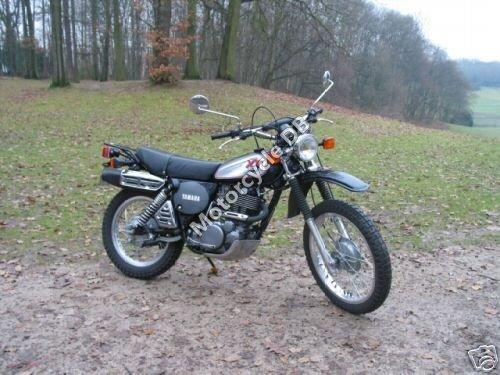 Yamaha XT 500 1989 8166