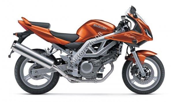 Suzuki SV 650 S 2003 5932