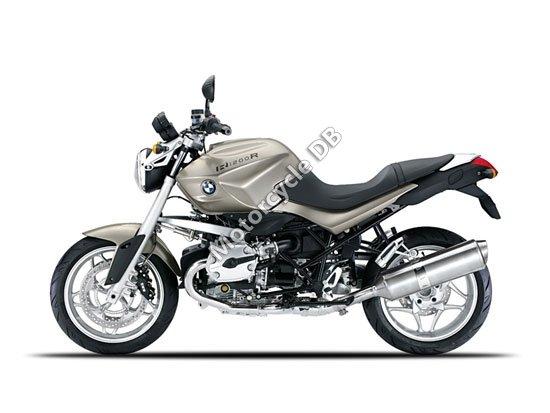 BMW R 1200 R 2009 3345