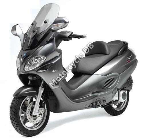Piaggio X9 Evolution 500 2007 16108